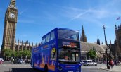 Hop On Hop Off London Bus Tour - 24hrs Ticket