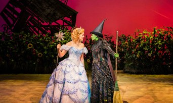 Wicked The Musical London Tickets