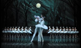 Swan Lake - St Petersburg Ballet Theatre